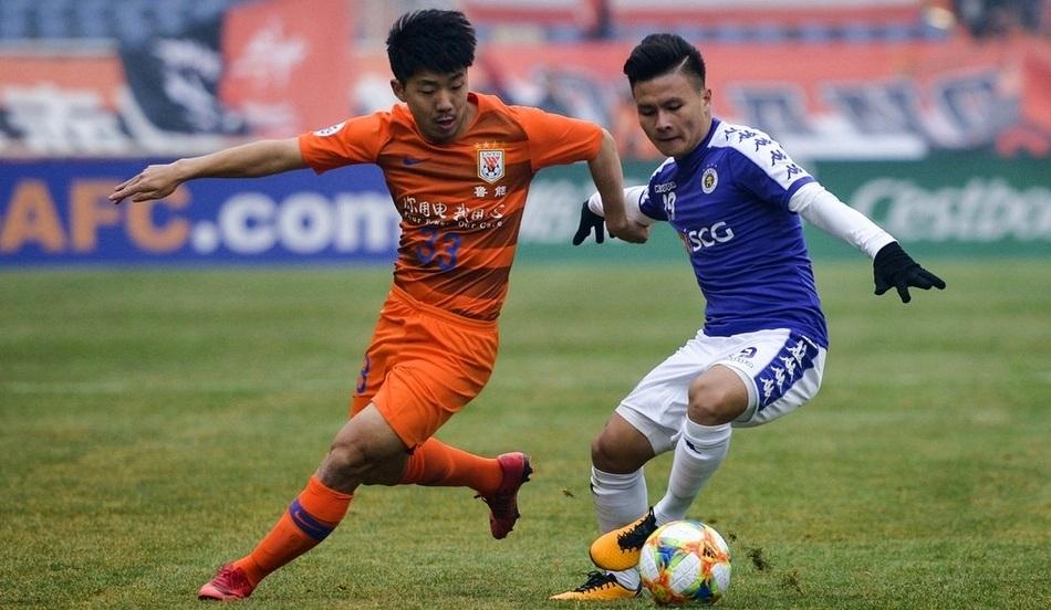 Hà Nội Fc: Shandong Luneng 4-1 Hà Nội FC: Chủ Nhà Bùng Nổ ở Hiệp Hai