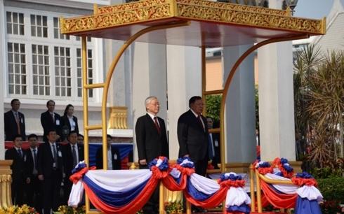 Tuyên bố chung CHXHCN Việt Nam - CHDCND Lào