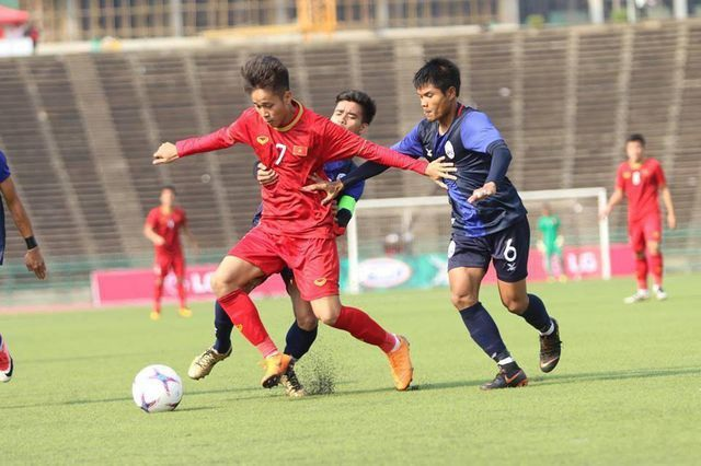 Những tân binh nào ở U23 Việt Nam sẽ được HLV Park Hang Seo tin tưởng?