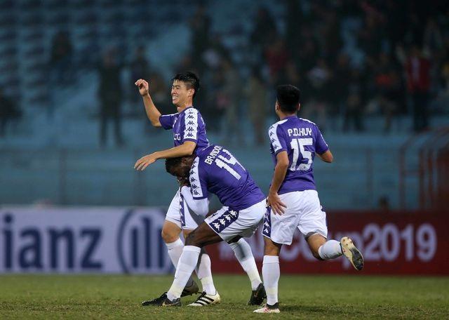 Các đội bóng Việt Nam có cơ hội tiến xa tại AFC Cup 2019