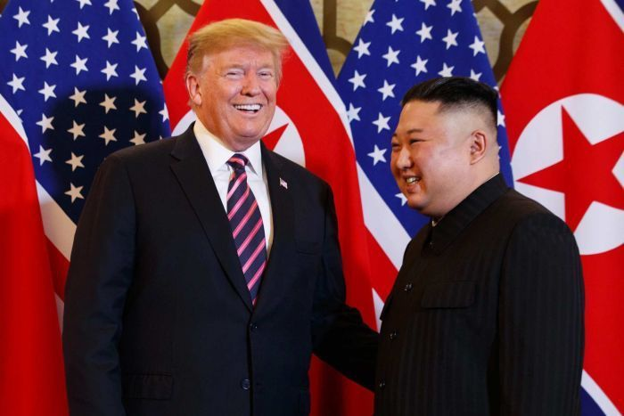 Nhà Trắng công bố lịch trình ngày thứ hai của thượng định Mỹ - Triều