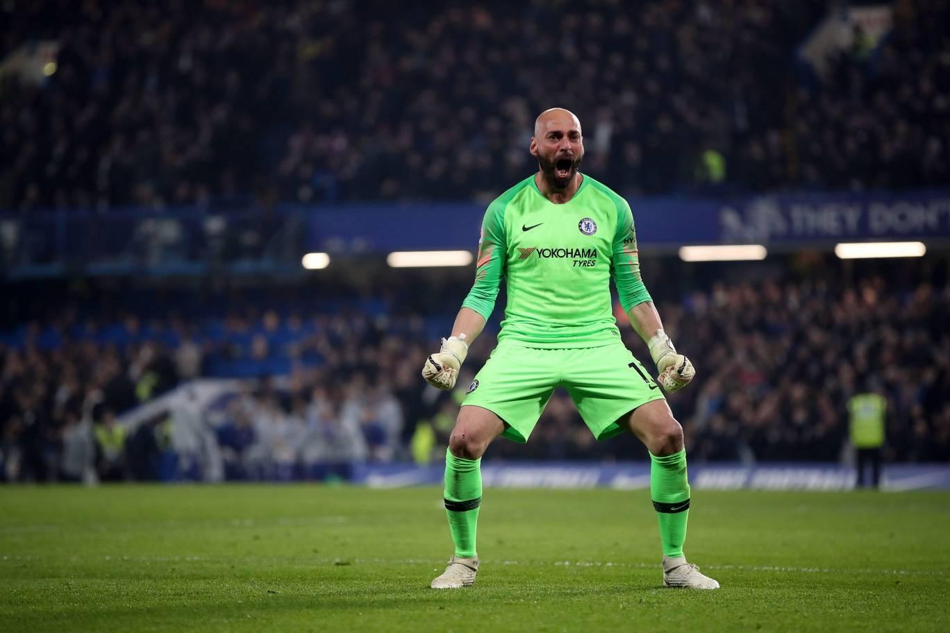 Những khoảnh khắc trong chiến thắng của Chelsea trước Tottenham