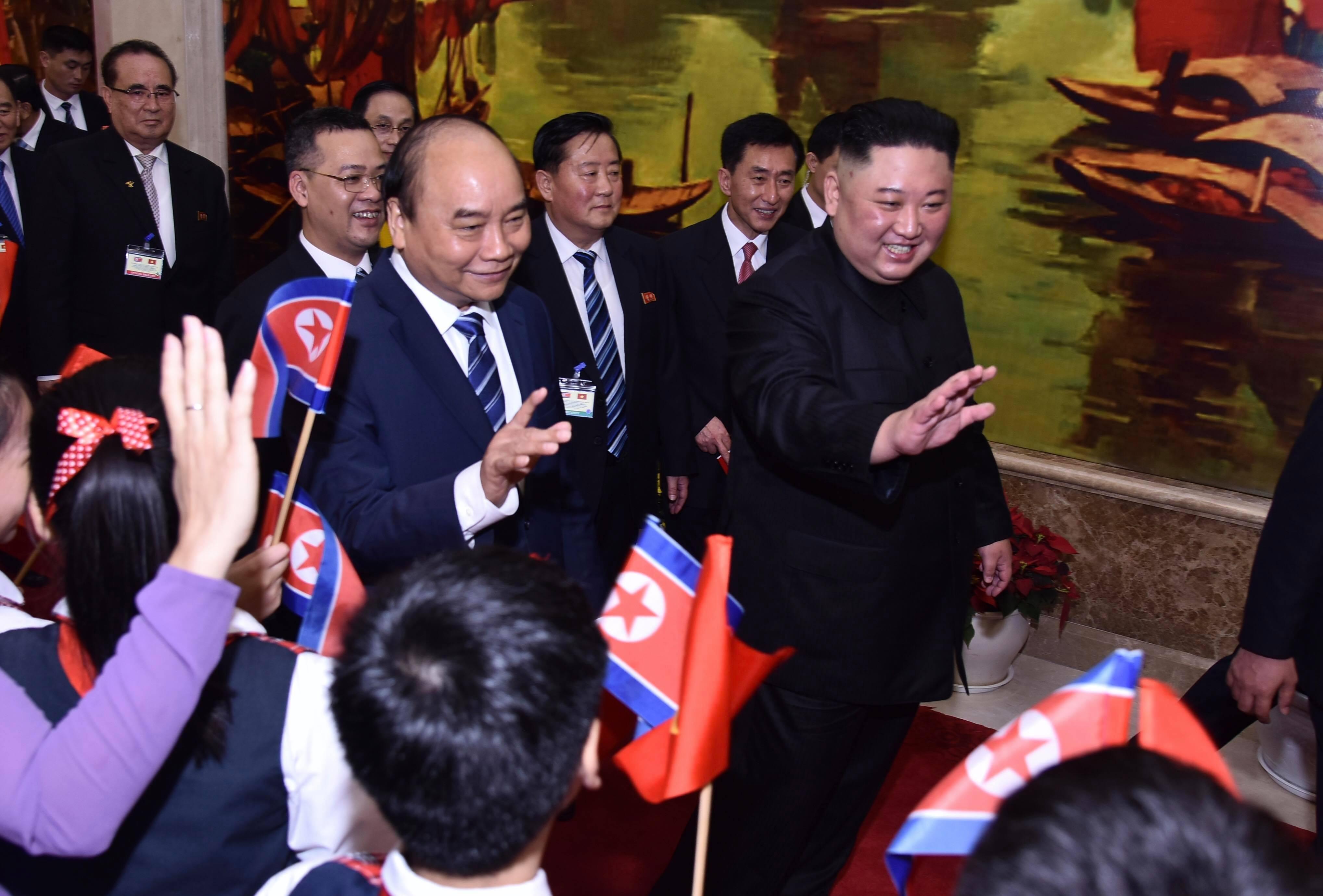 Thủ tướng: Việt Nam là người bạn thân thiết, chân thành của Triều Tiên