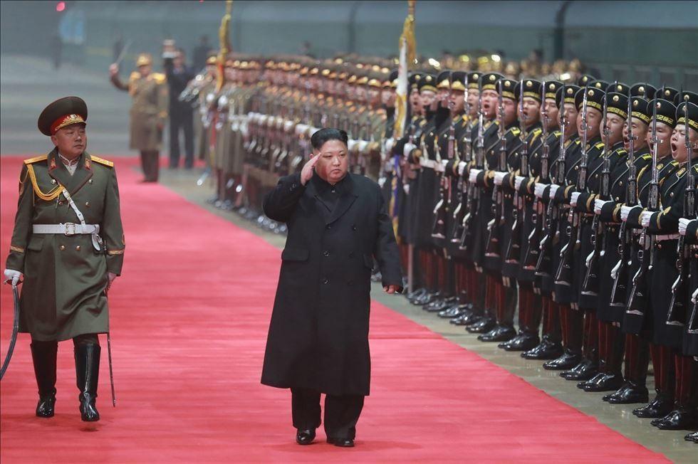 Ông Kim Jong-un nêu nhiệm vụ cấp bách của Triều Tiên