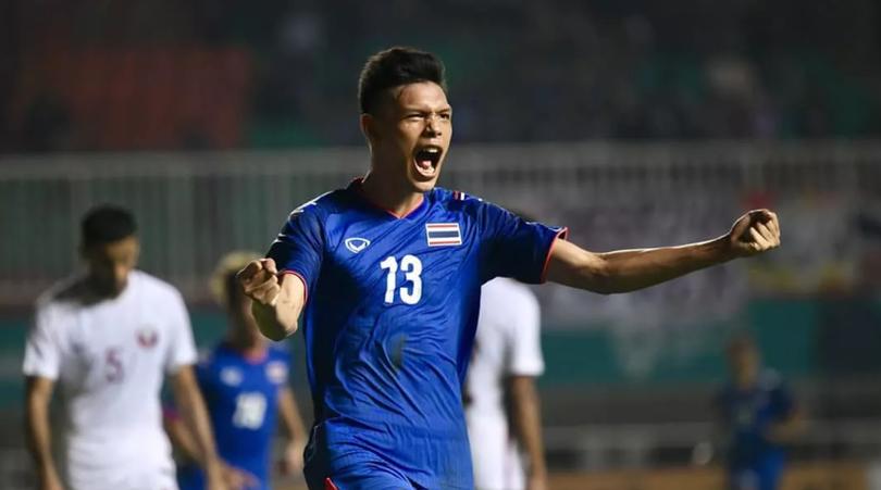 U23 Thái Lan bổ sung thêm tinh binh dự vòng loại U23 châu Á 2019