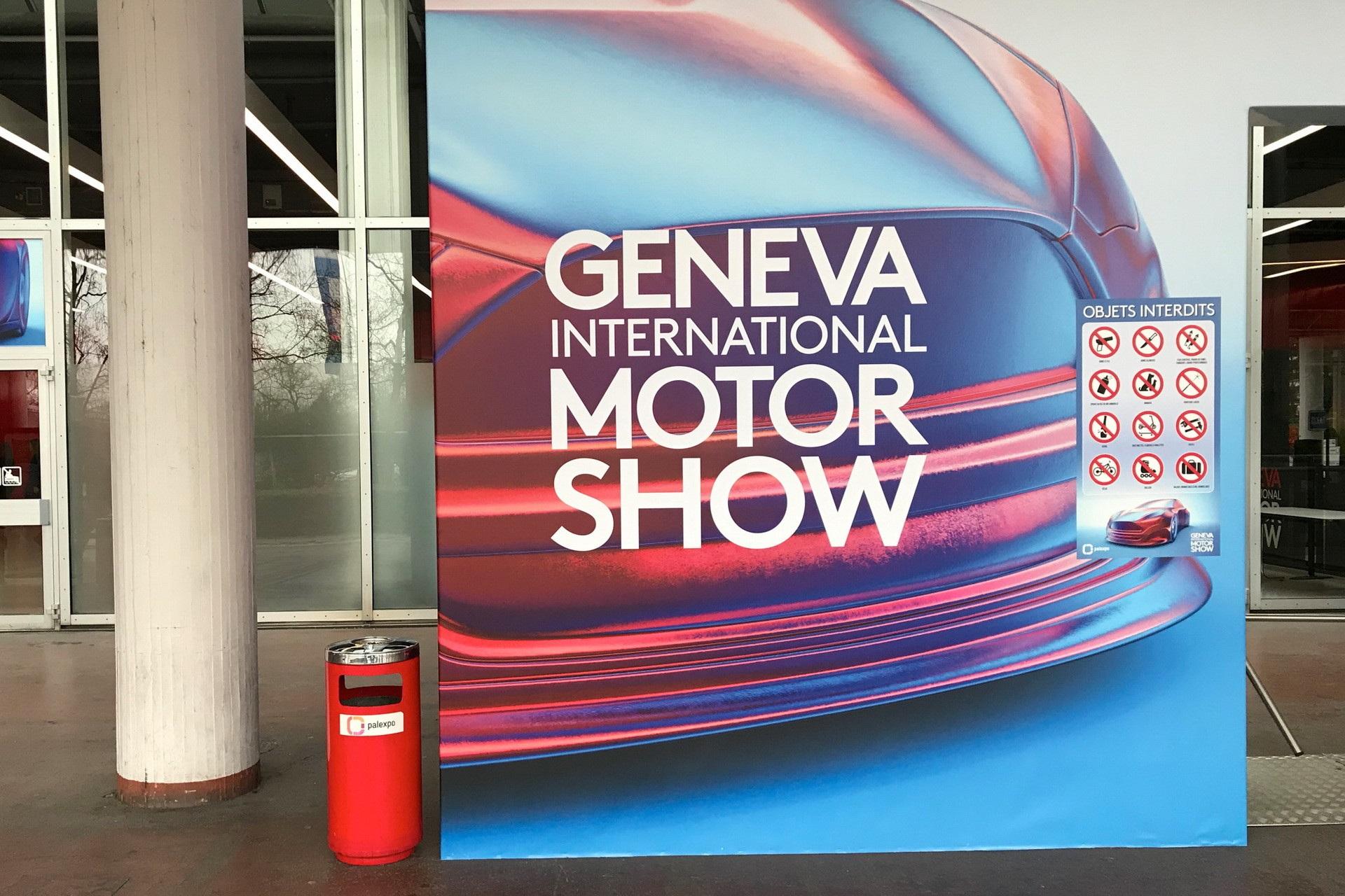 Triển lãm ô tô Geneva 2019