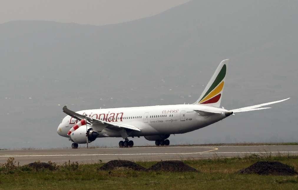 Rơi máy bay chở khách tại Ethiopia, 157 người thiệt mạng