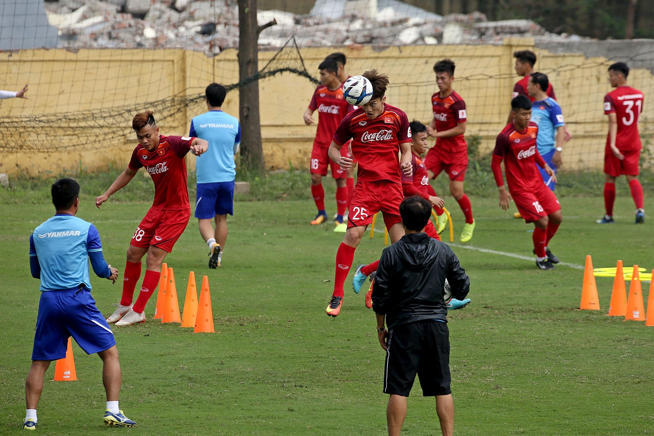 Đội phó U23 Việt Nam nói gì về đối thủ Thái Lan?