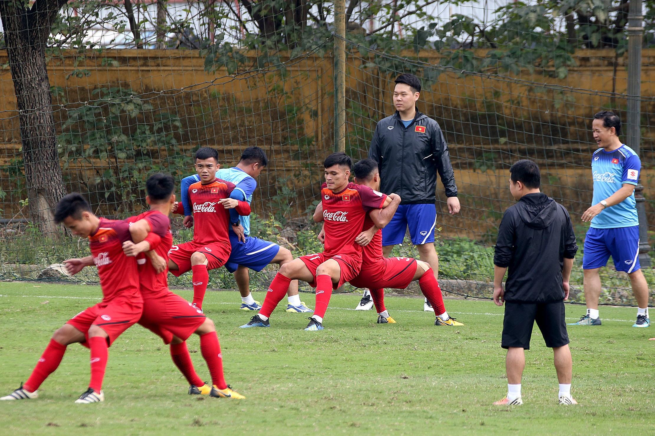 U23 Việt Nam giàu kinh nghiệm hơn so với Thái Lan và Indonesia