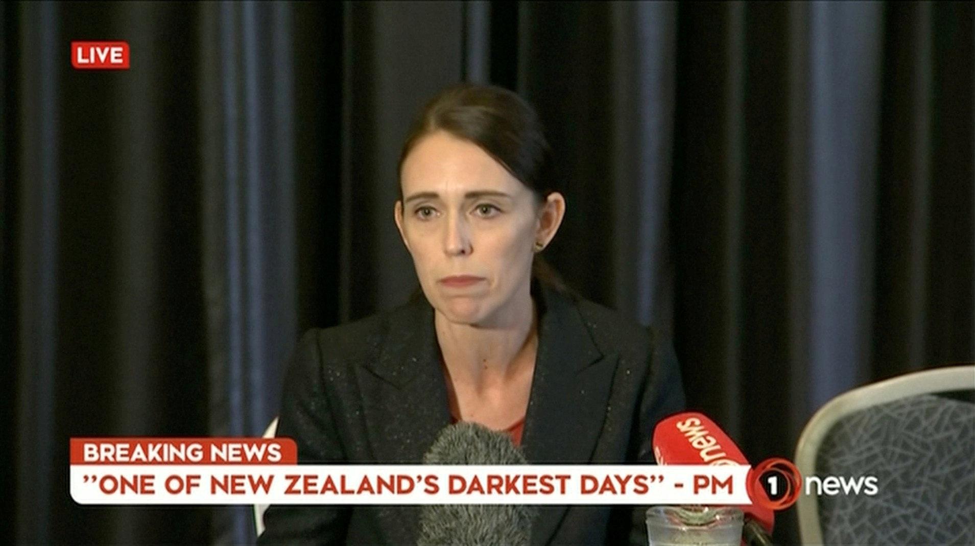 Thủ tướng New Zealand xác nhận ít nhất 40 người đã thiệt mạng trong 2 vụ xả súng