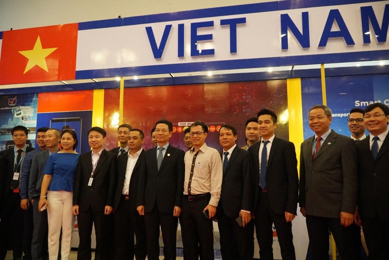 Digital Cambodia 2019: MobiFone giới thiệu các giải pháp 4.0 cho doanh nghiệp ASEAN