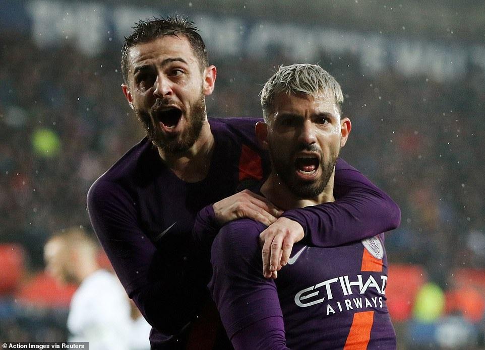Swansea 2-3 Man City: Thắng thiếu thuyết phục