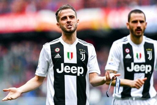 C.Ronaldo không ra sân, Juventus hứng chịu trận thua đầu tiên ở Serie A