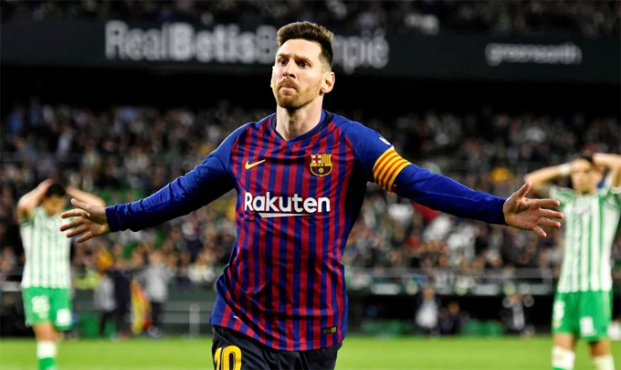 Cuộc đua Chiếc giày vàng châu Âu: Messi bỏ xa Mbappe