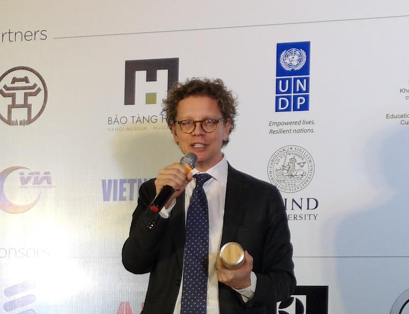 Xã hội thông minh qua góc nhìn của Đại sứ Thụy Điển tại Việt Nam