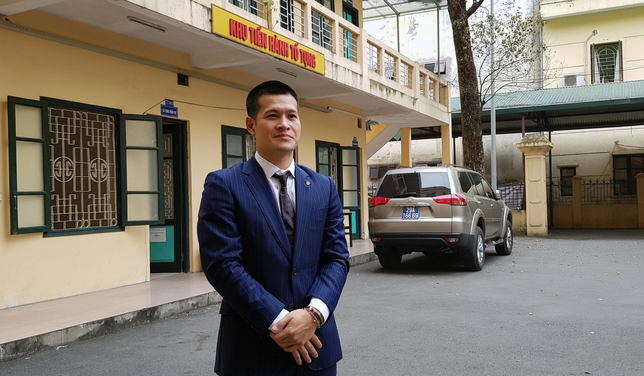 Đạo diễn Việt Tú thắng kiện Tuần Châu Hà Nội
