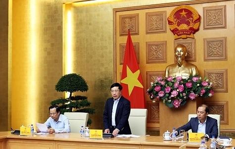Phó Thủ tướng đề nghị đầu tư thích đáng cho năm Chủ tịch ASEAN