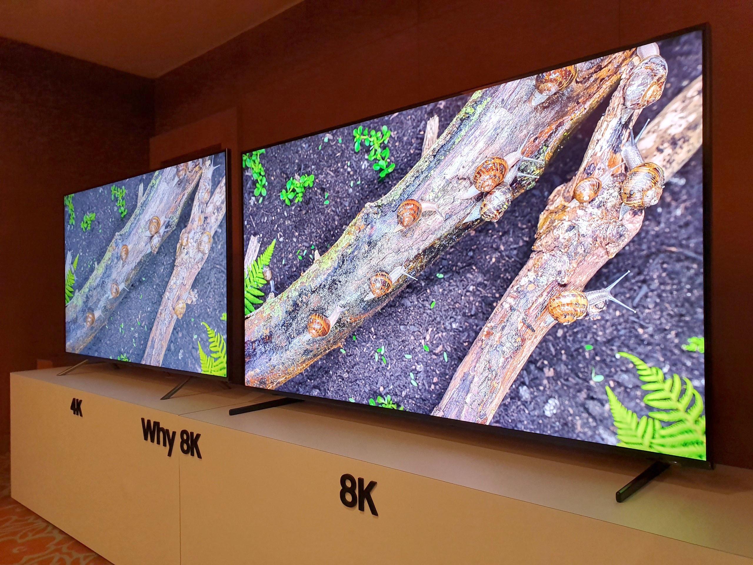 """Samsung tung loạt TV QLED 8K và 4K """"khủng"""" tại SEAO 2019"""