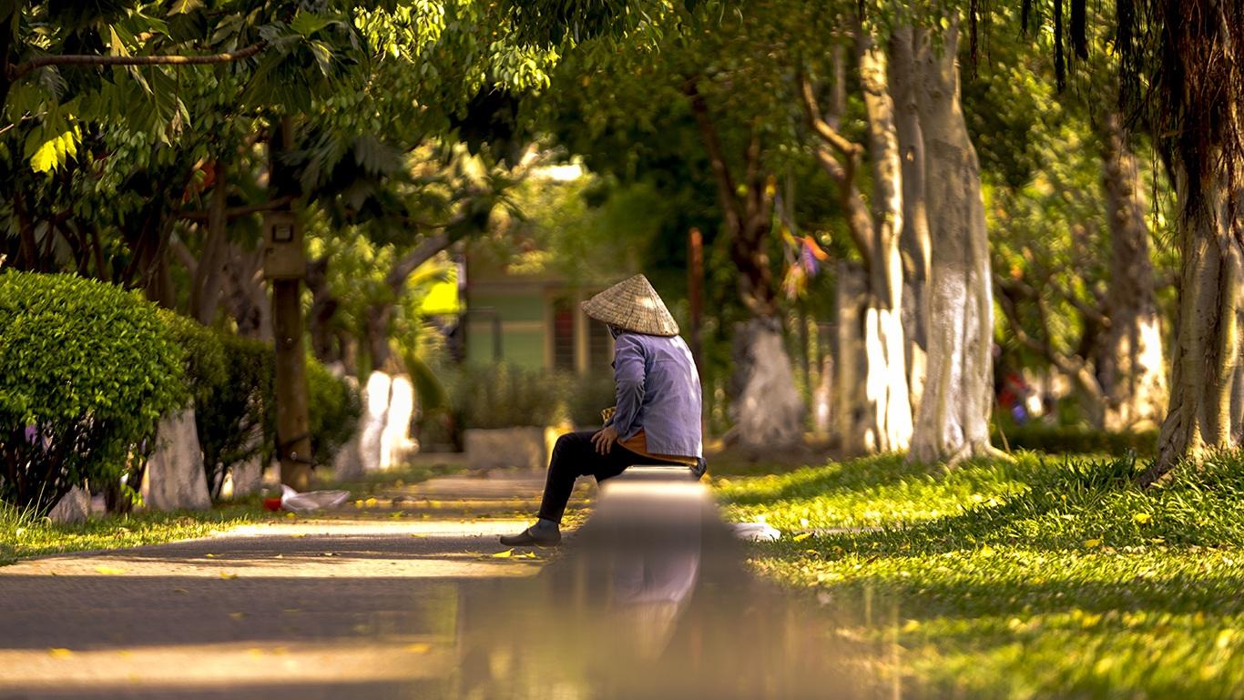 Người Sài Gòn hóa Ninja trong những ngày nắng nóng kinh hoàng - 9