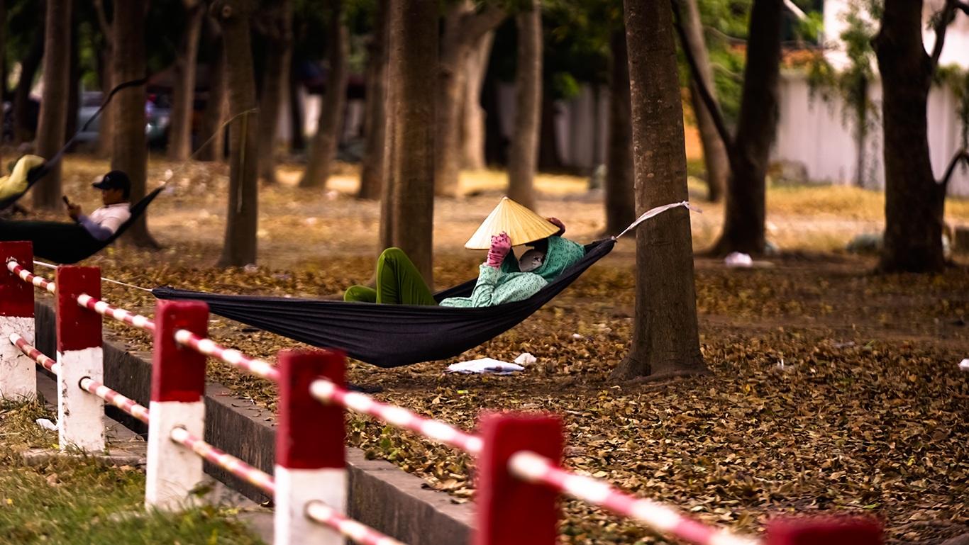 Người Sài Gòn hóa Ninja trong những ngày nắng nóng kinh hoàng - 8
