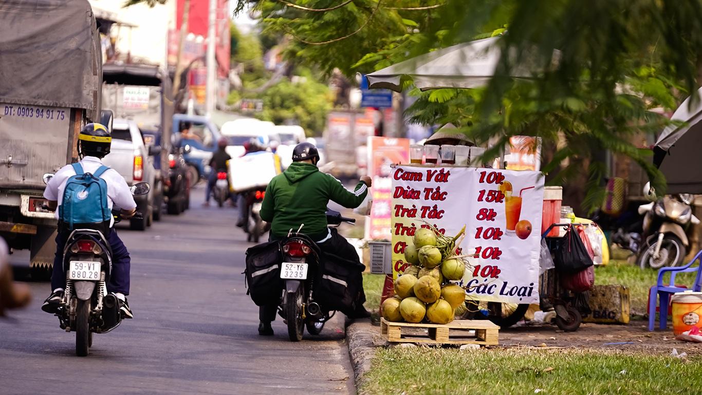 Người Sài Gòn hóa Ninja trong những ngày nắng nóng kinh hoàng - 10