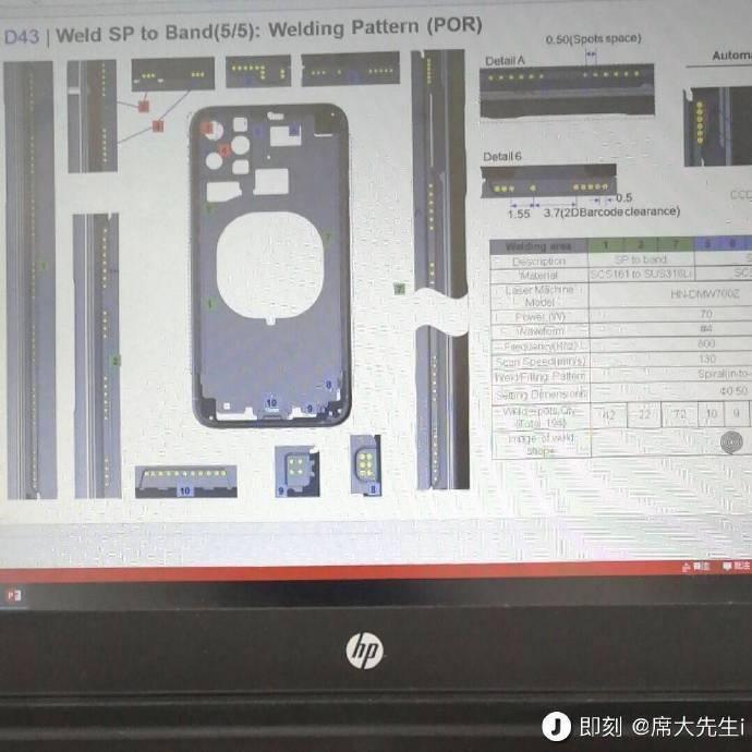 iPhone 11 bị rò rỉ từ nhà máy Foxconn với thiết kế kém ấn tượng - 2