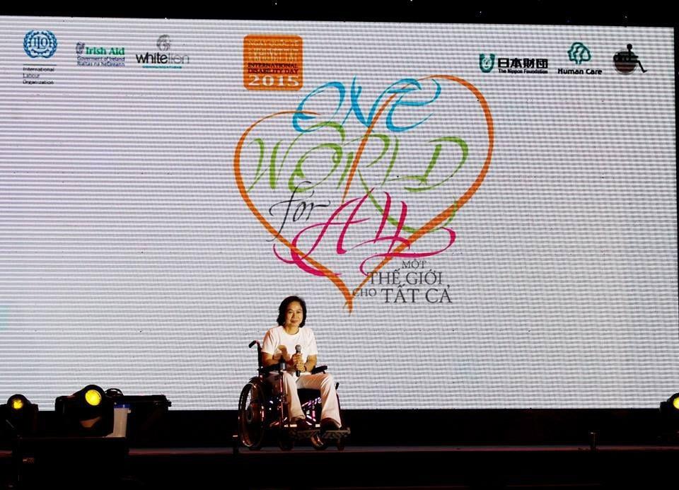 """Chung tay """"vẽ"""" bản đồ cho người khuyết tật bước ra xã hội! - 12"""