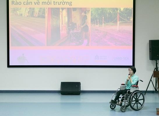 """Chung tay """"vẽ"""" bản đồ cho người khuyết tật bước ra xã hội! - 11"""