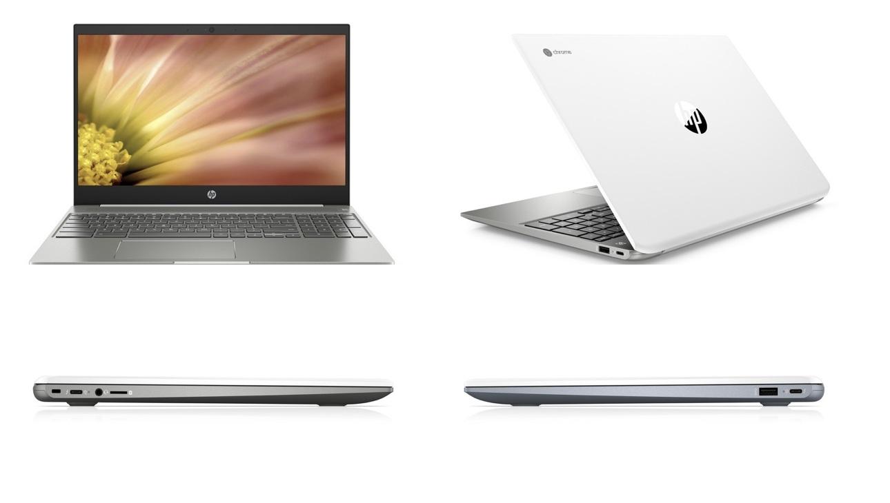 """HP giới thiệu Chromebook 15"""" đầu tiên: Màn hình cảm ứng IPS, bàn phím full-size - 2"""