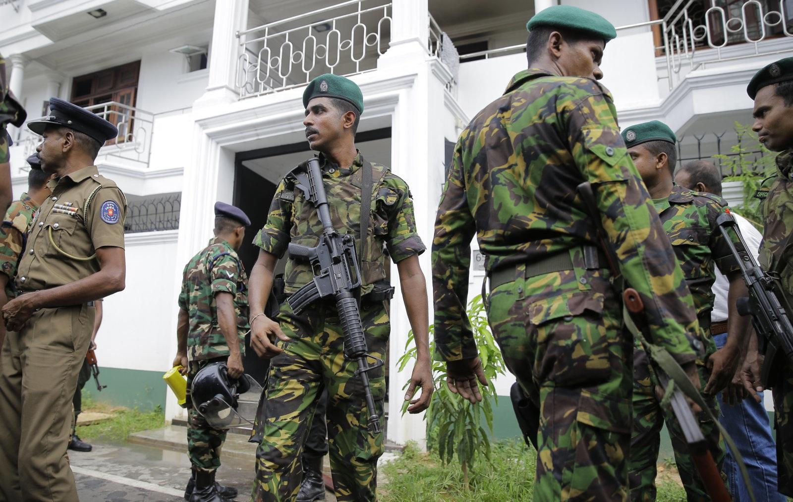 Tại sao Sri Lanka đóng cửa mạng xã hội sau vụ đánh bom khủng bố? - 2