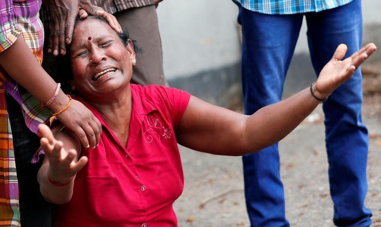 8 vụ tấn công khủng bố đẫm máu tại Sri Lanka