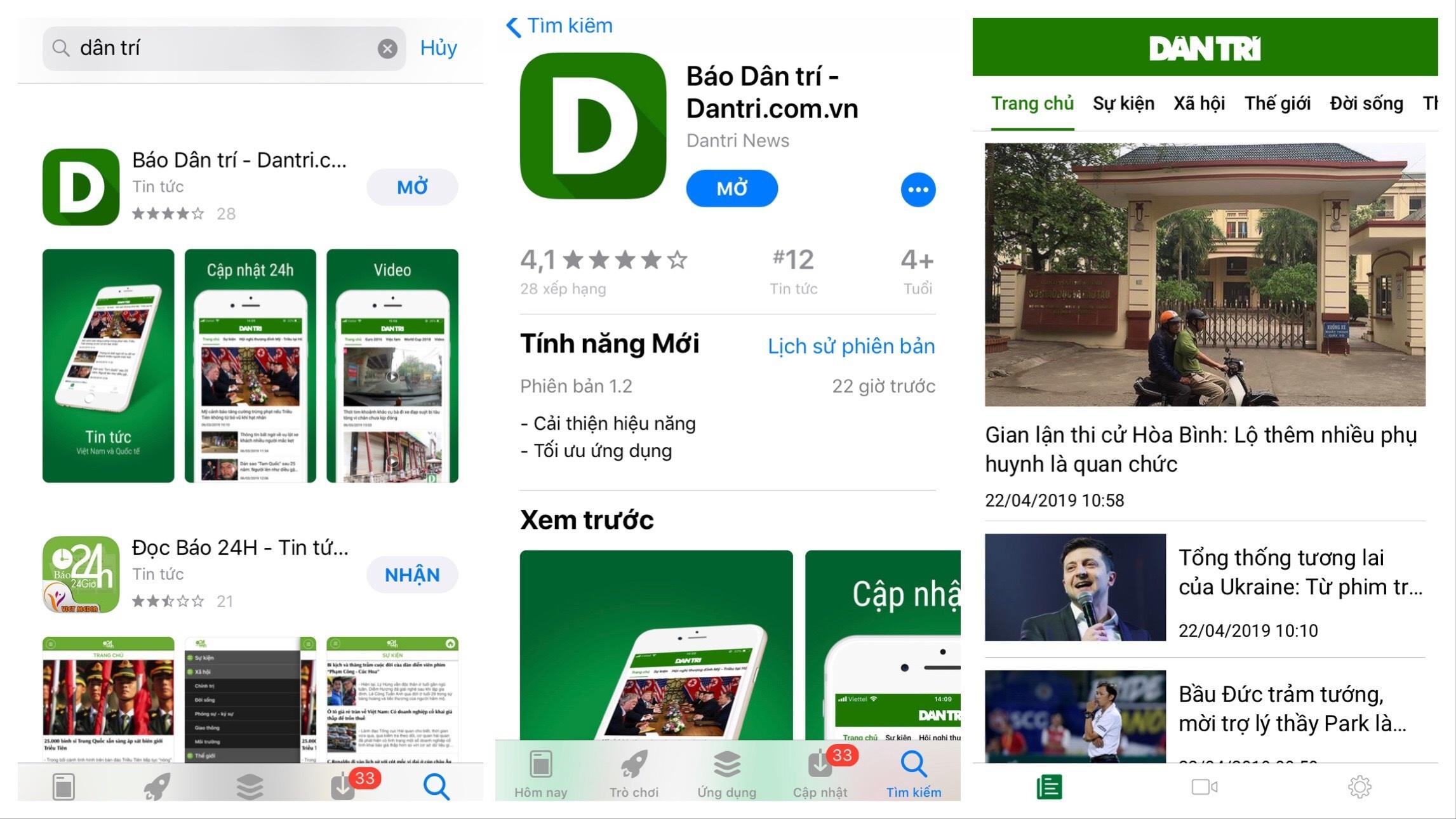 Cảnh báo App giả mạo Dantri.com.vn tràn lan trên kho ứng dụng - 3