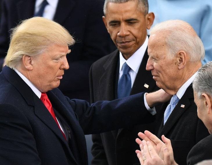Ông Trump nói trúng cử tổng thống Mỹ nhờ ông Obama - 1