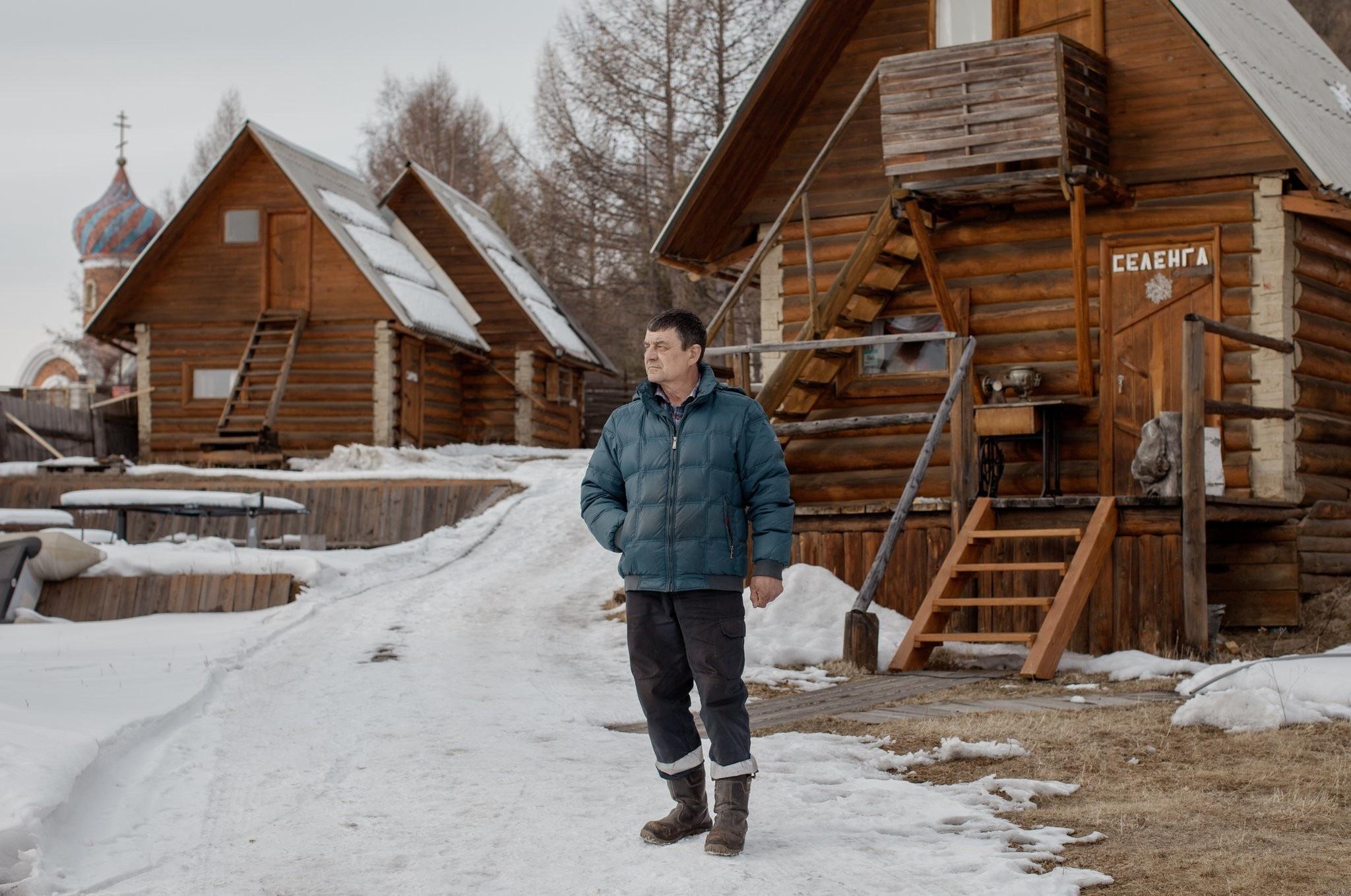 """Nỗi lo của người Nga khi du khách Trung Quốc đổ bộ """"hòn ngọc"""" Baikal - 1"""