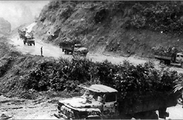 60 năm đường Trường Sơn