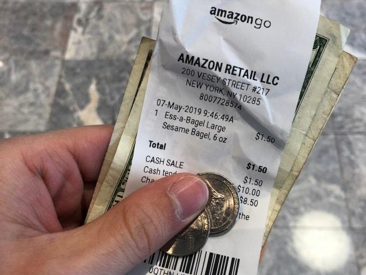 """Cửa hàng """"không tiền mặt"""" - nỗ lực bất thành của Amazon? - 2"""