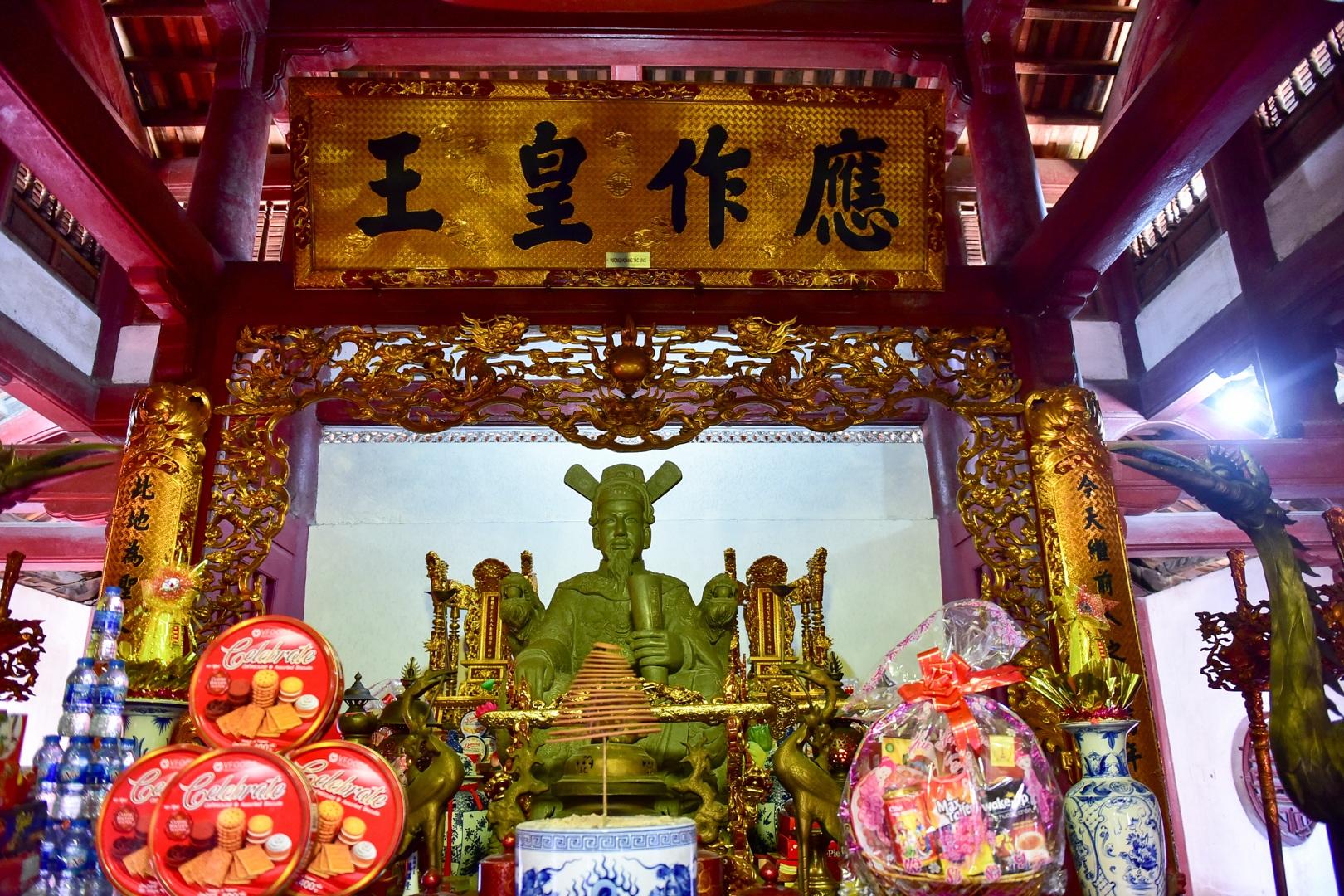 Chiêm ngưỡng ngôi đền 600 năm tuổi thờ 8 vị vua triều Trần - 7