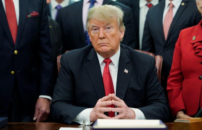 Tổng thống Trump nói lý do Mỹ chưa sẵn sàng ký thỏa thuận thương mại với Trung Quốc - 1
