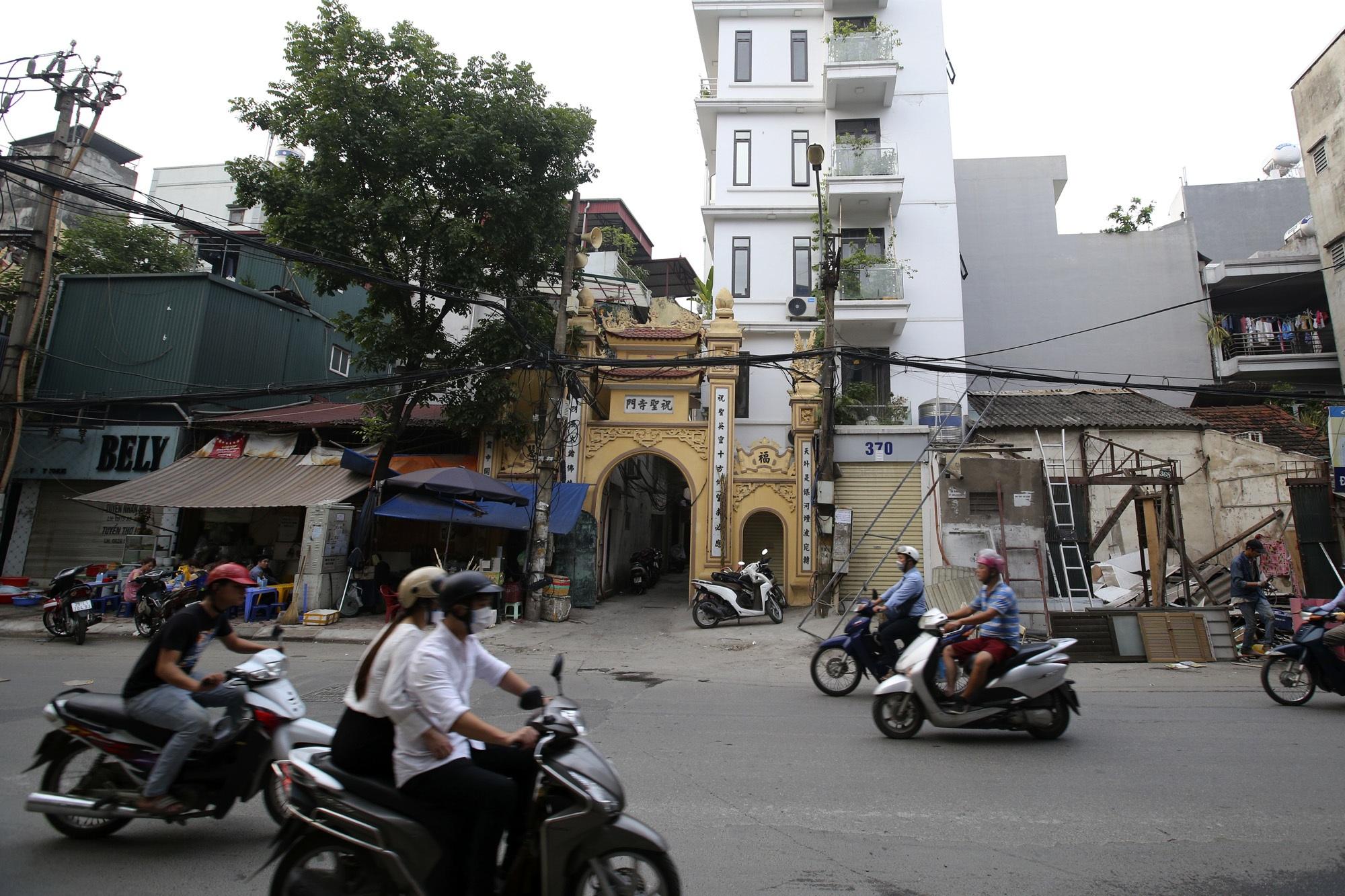 Đất Kẻ Bưởi và những cổng làng trăm tuổi ở Hà Nội - 15