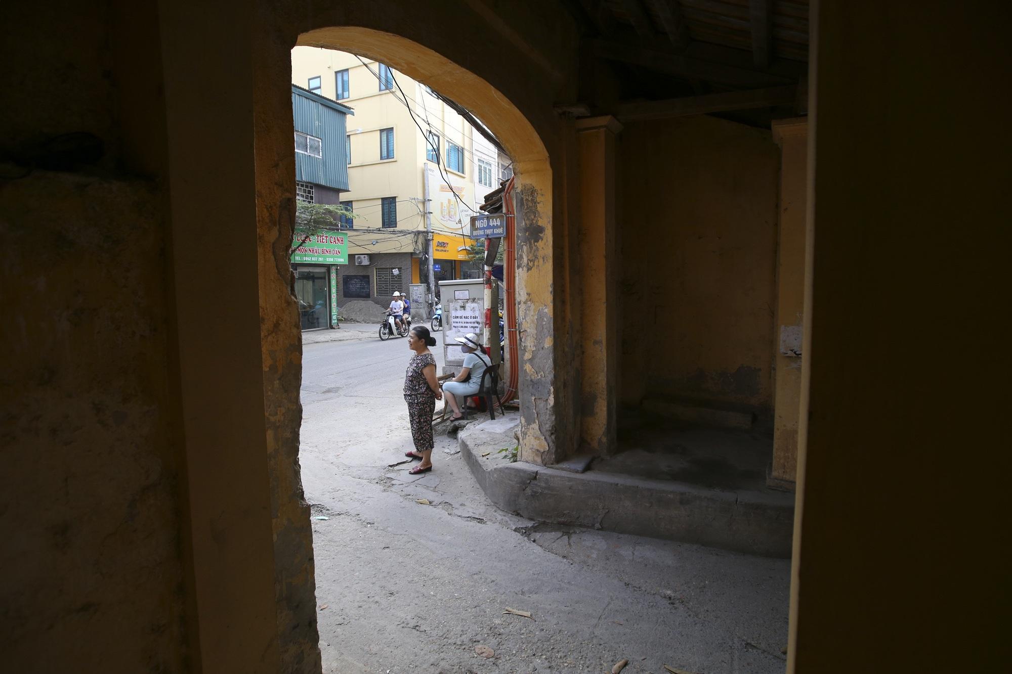 Đất Kẻ Bưởi và những cổng làng trăm tuổi ở Hà Nội - 2