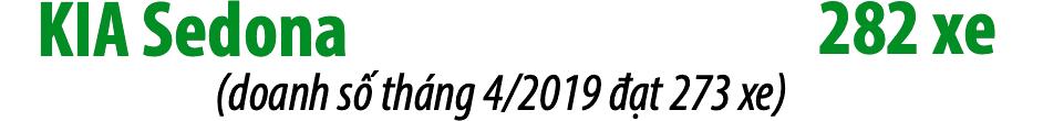 Phân khúc MPV tháng 5/2019: Sự ngạc nhiên mang tên Mitsubishi Xpander - 8