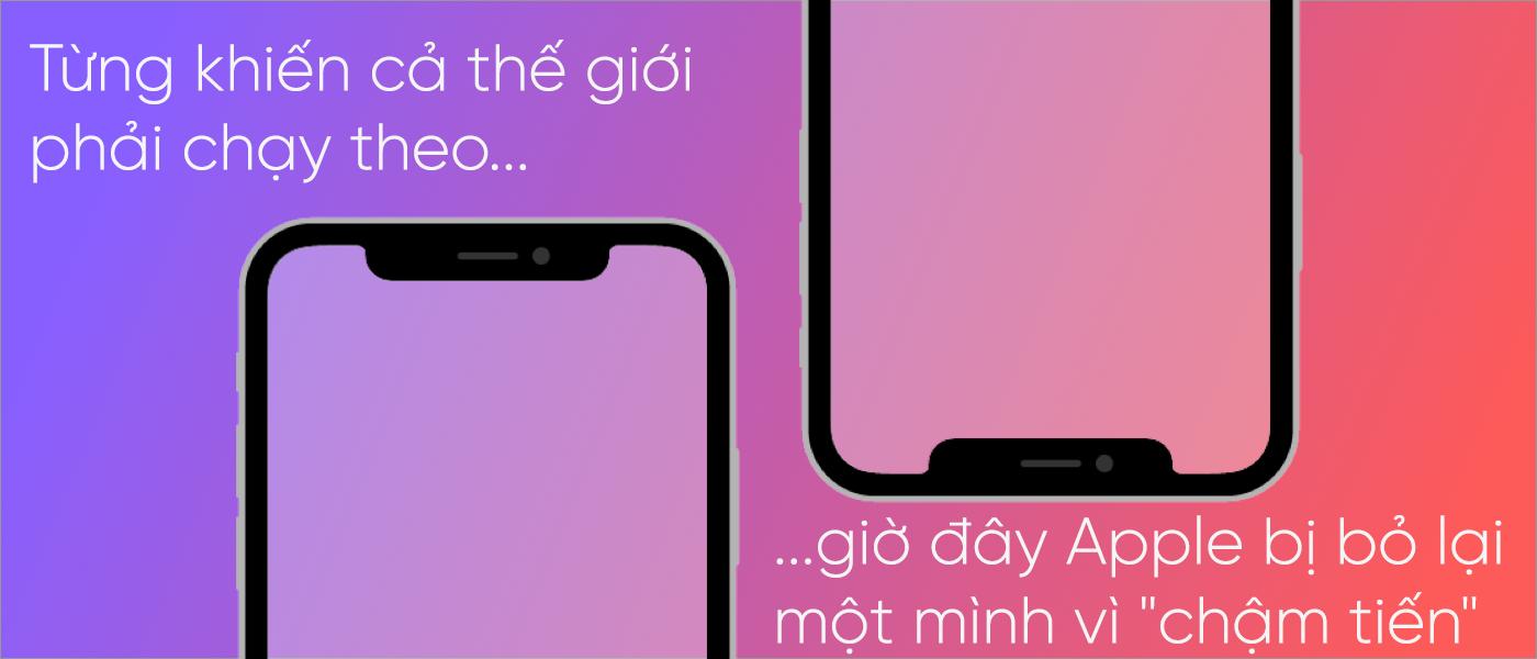 Từng khiến cả giới công nghệ phải chạy theo, nhưng giờ đây Apple bị bỏ lại một mình vì chậm tiến - 1