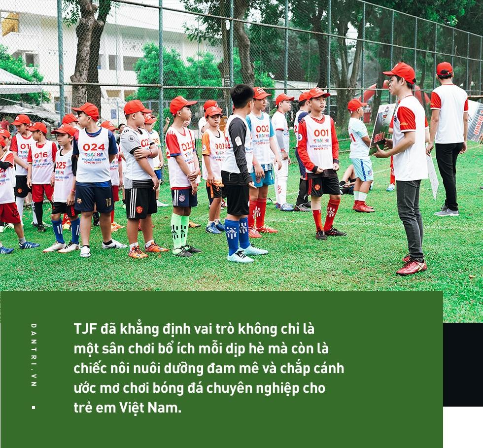 Trại hè bóng đá thiếu niên Toyota 2019: Nơi ươm mầm những tài năng tương lai bóng đá Việt - 2