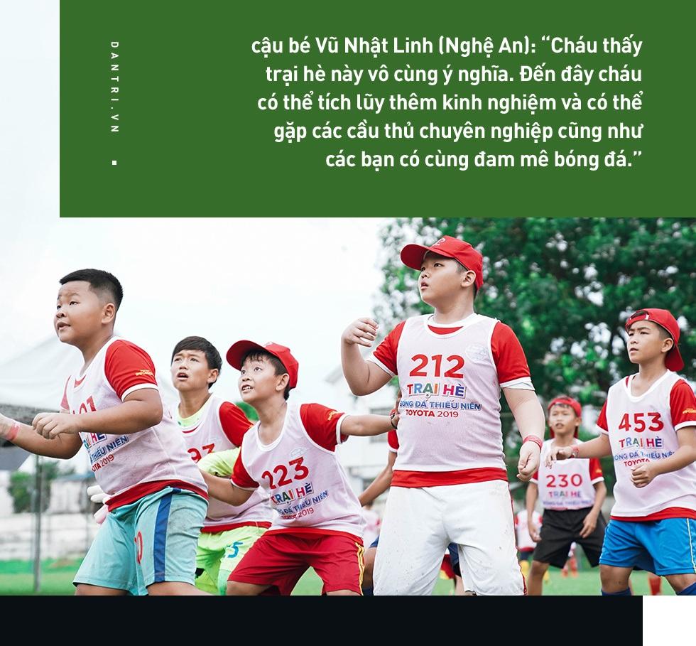 Trại hè bóng đá thiếu niên Toyota 2019: Nơi ươm mầm những tài năng tương lai bóng đá Việt - 7