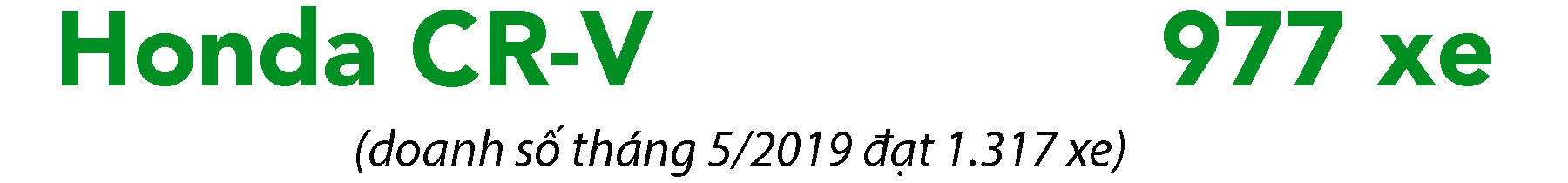 Phân khúc crossover tháng 6/2019: Xe lắp ráp trong nước bị lép vế? - 4