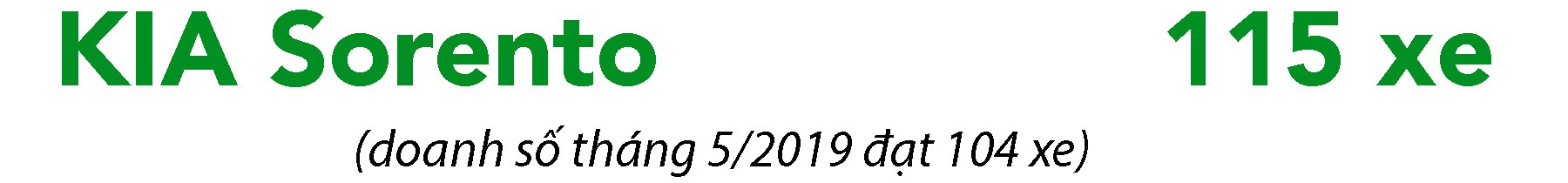 Phân khúc crossover tháng 6/2019: Xe lắp ráp trong nước bị lép vế? - 18