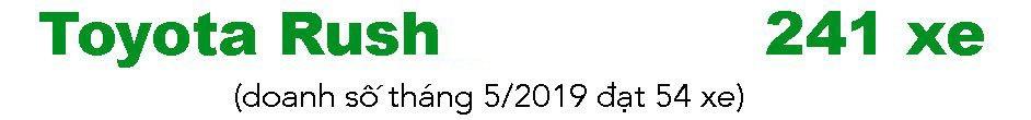 Phân khúc MPV tháng 6/2019: Mitsubishi Xpander tiếp tục dẫn đầu - 10