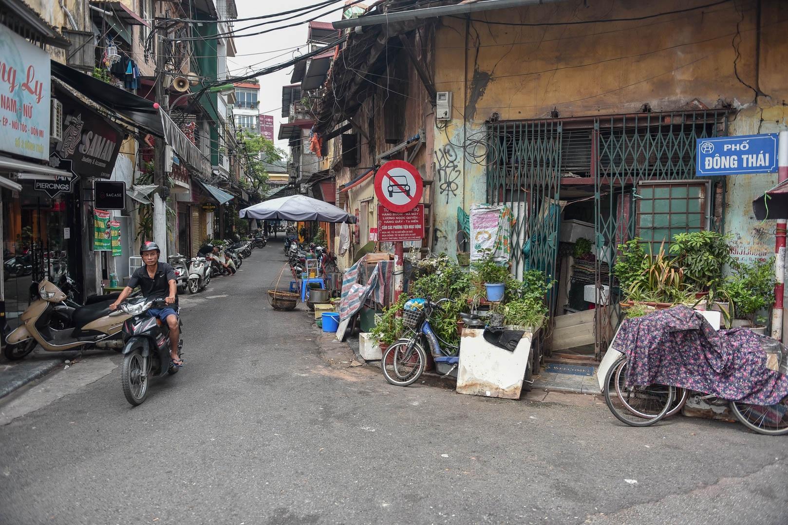 Điểm danh những con phố siêu ngắn ở Hà Nội - 9