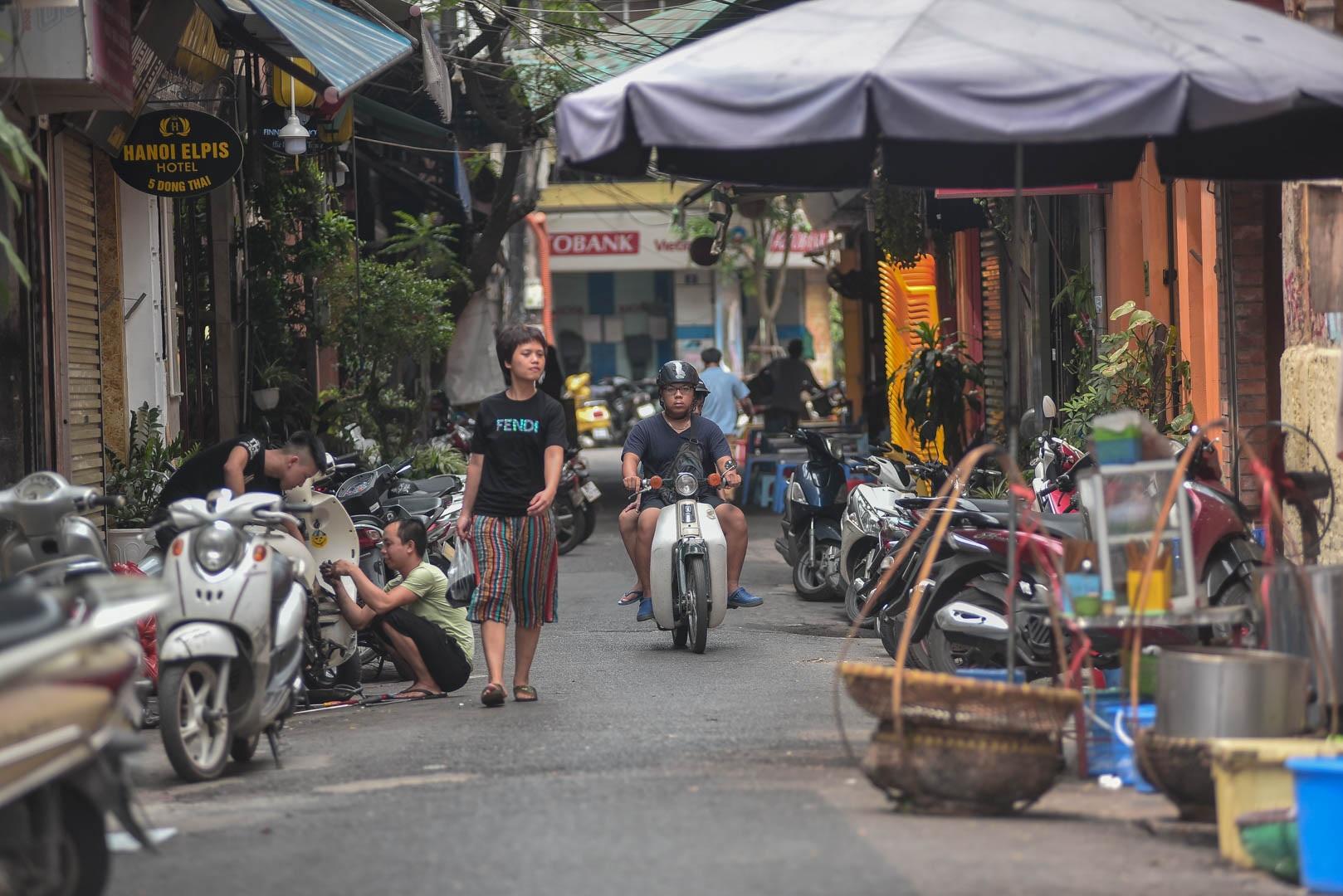 Điểm danh những con phố siêu ngắn ở Hà Nội - 10
