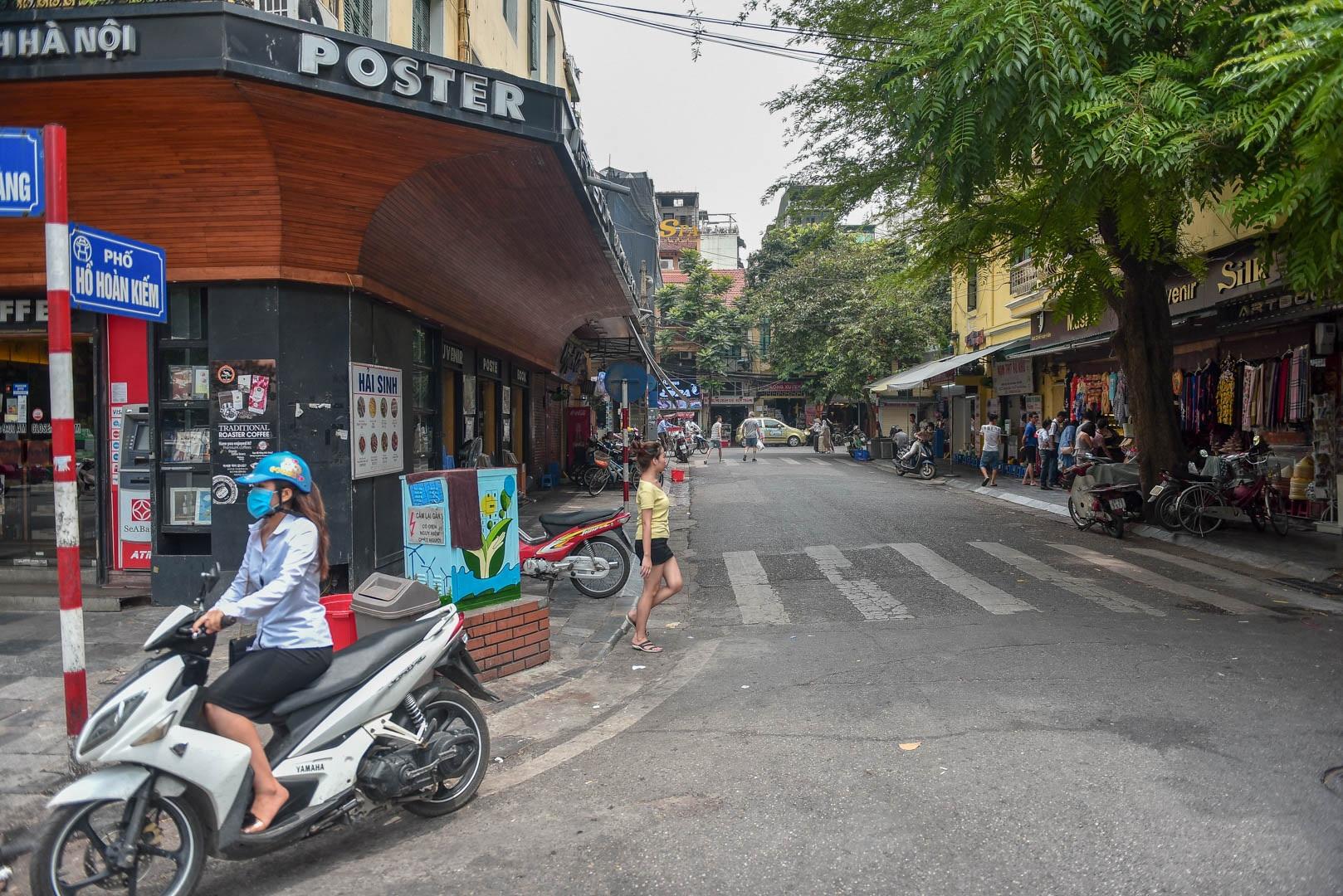 Điểm danh những con phố siêu ngắn ở Hà Nội - 2
